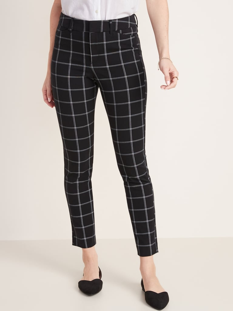 Old Navy All-New High-Waisted Pixie Ankle Pants