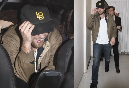 Photos of New Moon's Robert Pattinson in LA