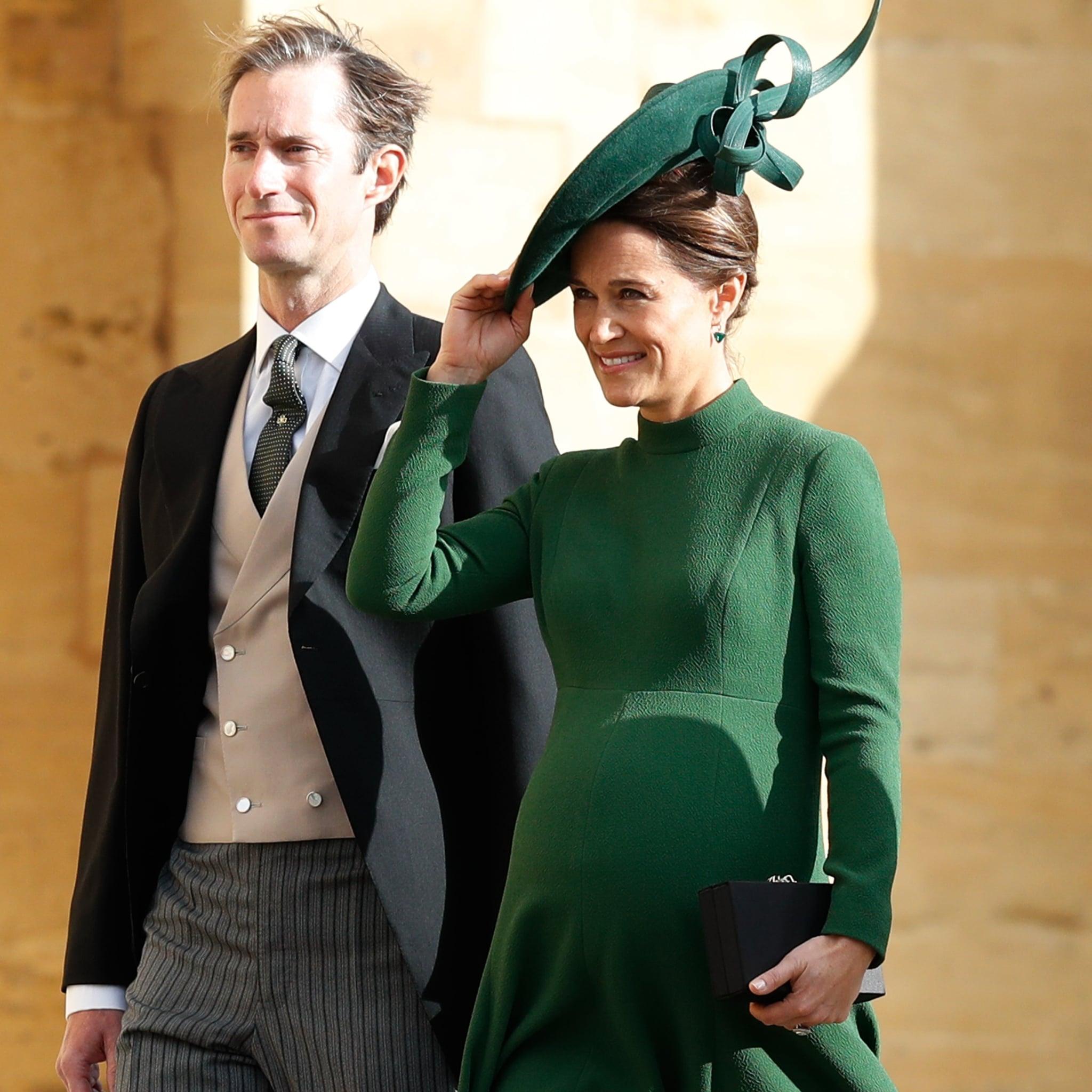 Pippa Middleton Dress at Princess Eugenie's Wedding 20 ...