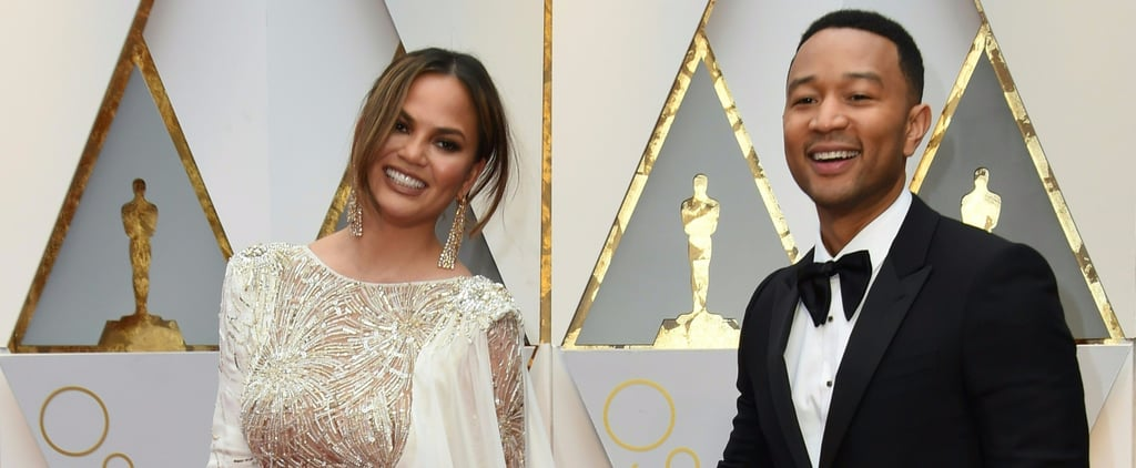 All of Us Are Loving All of Chrissy Teigen and John Legend at the Oscars