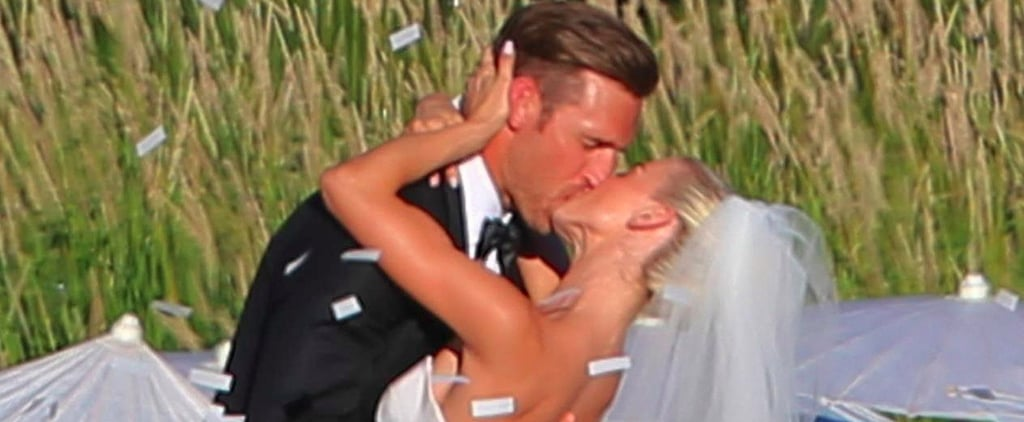 Julianne Hough and Brooks Laich Looked Like a Real-Life Barbie and Ken at Their Wedding