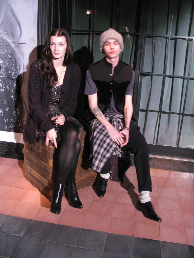 New York Fashion Week: Corpus Fall 2009