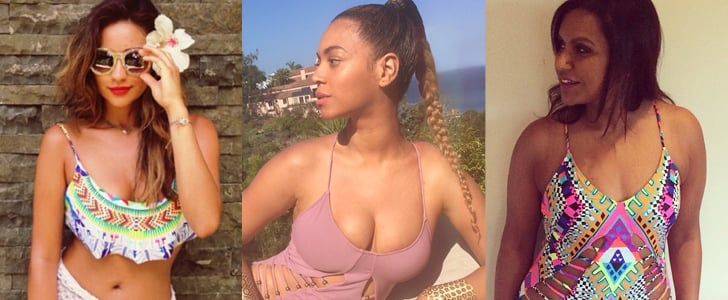 10 Stars Who Prove Mara Hoffman Makes the Most Flattering Swimsuits