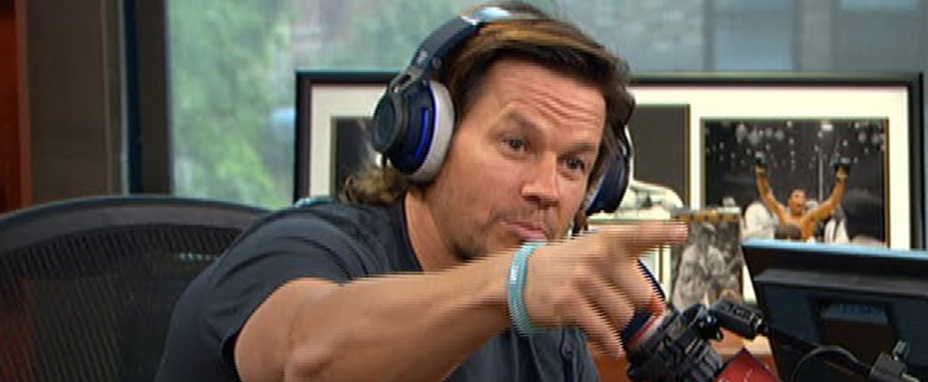 Mark Wahlberg Embarrasses His Daughter Live on Air With a Hilarious Rap Song