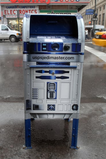 Mailboxes Get A R2-D2 Makeover