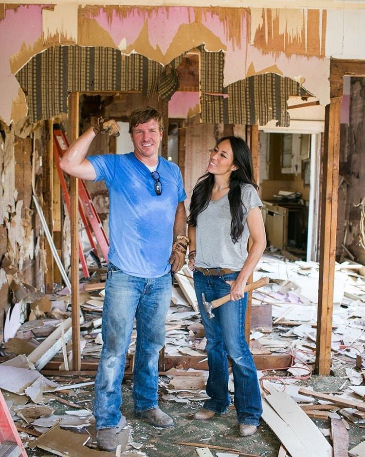 Chip and Joanna Gaines's Magnolia Flour Bakery