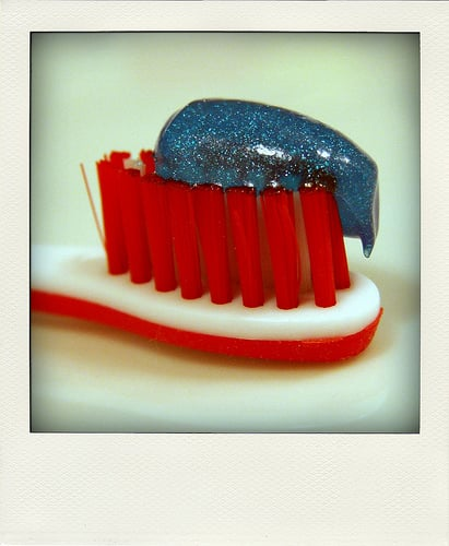 The Dream: Brushing Your Teeth
