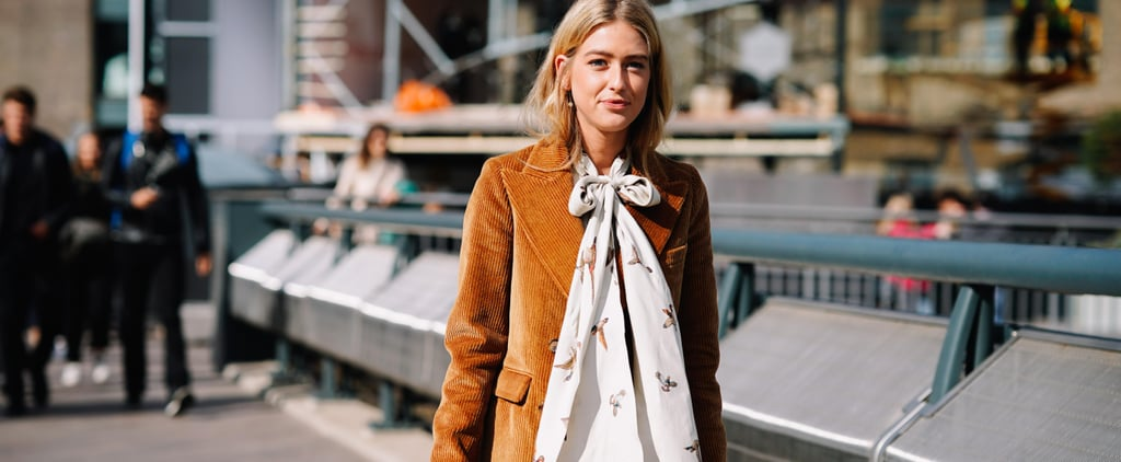 "Corduroy Is the Unlikely ""New"" Trend You're About to Fall For"
