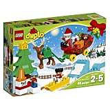 LEGO DUPLO Town Santa's Winter Holiday