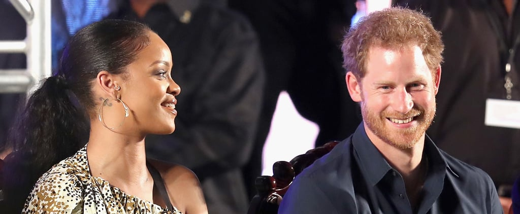Rihanna's Wedding Advice For Prince Harry and Meghan Markle