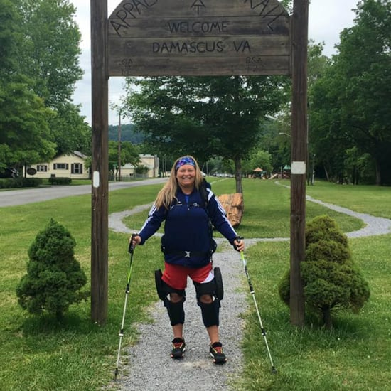 Paralyzed Woman Hikes Appalachian Trail | Video