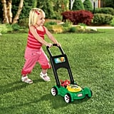 For 2-Year-Olds: Little Tikes Gas 'n Go Mower