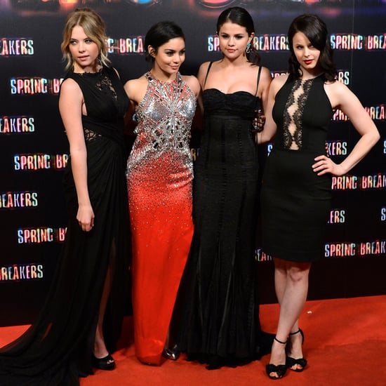 Selena Gomez at Spring Breakers Premiere in Madrid | Photos