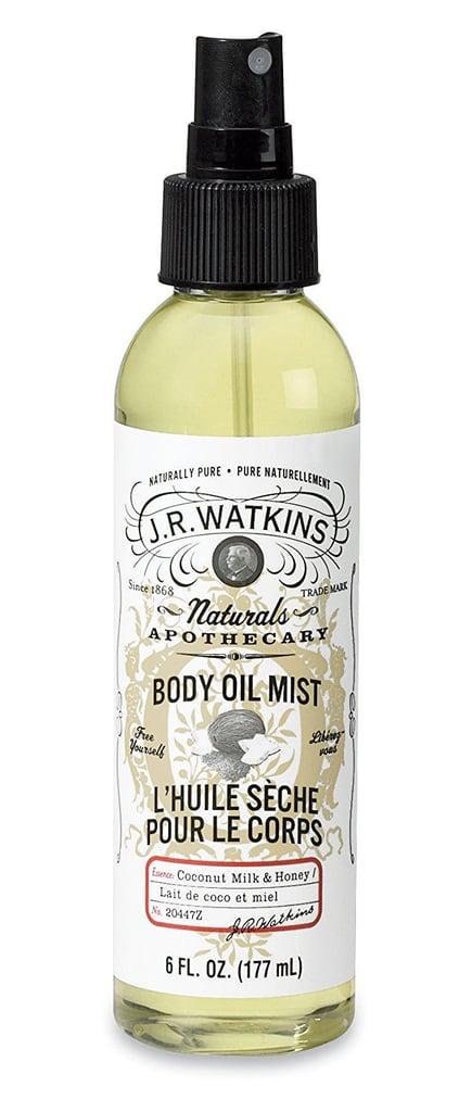 J.R. Watkins Body Oil Mist Coconut Milk & Honey ($9)