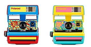 Polaroid Is Bringing Back These Iconic Cameras Because It's Basically 1996 Again