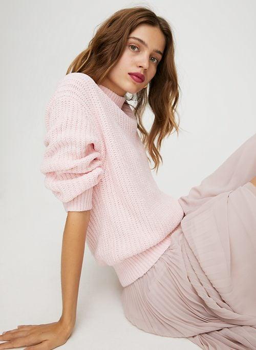 Essential Chenille Sweater