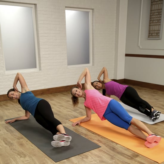 Flat-Belly Workout | 30-Minute Video