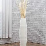 Leewadee Tall Floor-Standing Vase