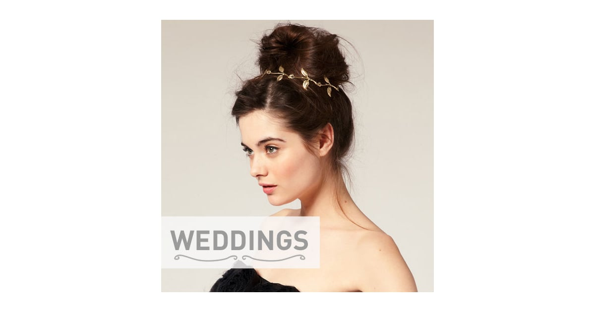 Top 10 Bridal Hair Accessories From Johanna Johnson And More