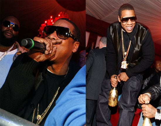 Jay-Z Reminds Himself of the American Gangster