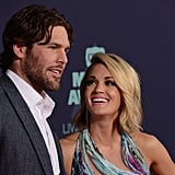 Carrie Underwood and Mike Fisher, 2016
