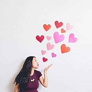 العناية بالذات في عيد الحب