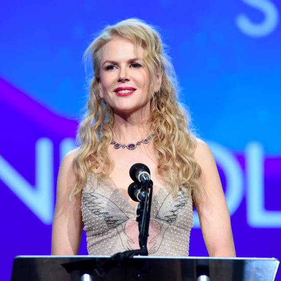 Nicole Kidman Speech at Palm Springs Film Festival