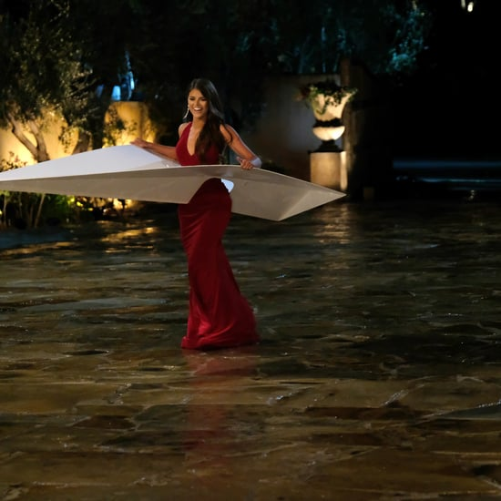 Does Madison Leave Peter on The Bachelor?