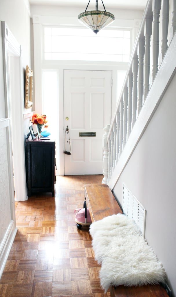 An Organised Entryway