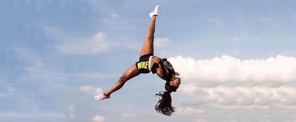 This Power-Tumbling Teen Gives Simone Biles a Run For Her Money on the Mat