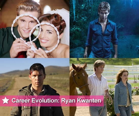 Ryan Kwanten's Career Evolution Including Home and Away, Summerland, True Blood and Red Hill