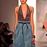 Vena Cava's Lisa Mayock and Sophie Buhai Want to See You in Thick-Platformed Sandals and Halter Dresses for Spring 2011