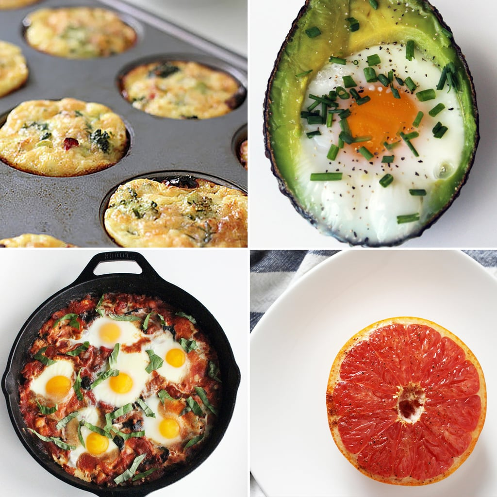 Low-Carb Breakfast Recipes