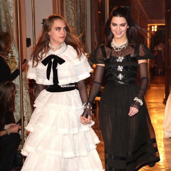 Chanel Metiers d'Arts Show in Austria 2014