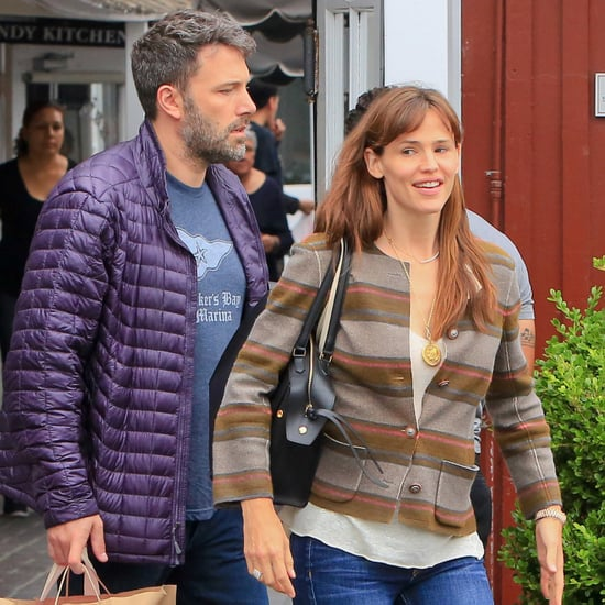 Jennifer Garner and Ben Affleck Pictures June 2015