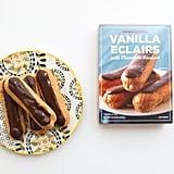 Vanilla Eclairs With Chocolate Fondant ($3)