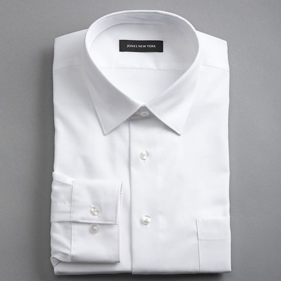 No-Iron Easy Care Dress Shirt