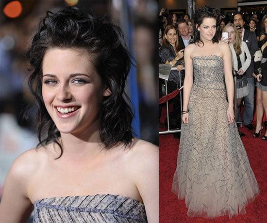 Photos of Kristen Stewart at New Moon LA Premiere