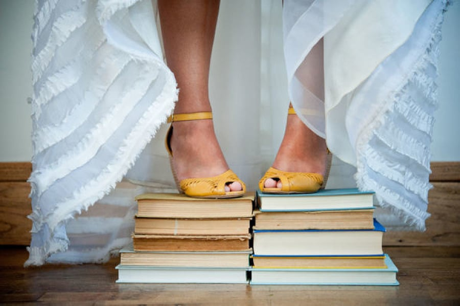 47 Ways to Add Literary Charm to Your Wedding