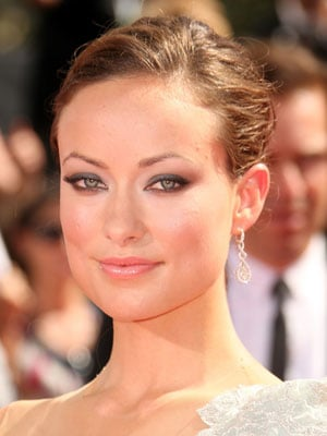 Photo of Olivia Wilde at 2009 Primetime Emmy Awards