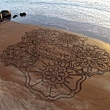 Draw in the Sand