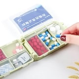 Random Color Pill Storage Box