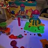 Play-Doh's Cranky the Octopus
