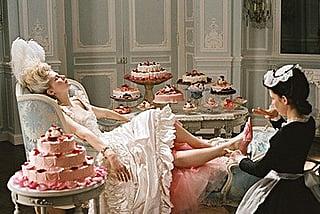 Marie Antoinette Yumminess