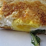 Spinach, Egg, and Manchego Grilled Cheese