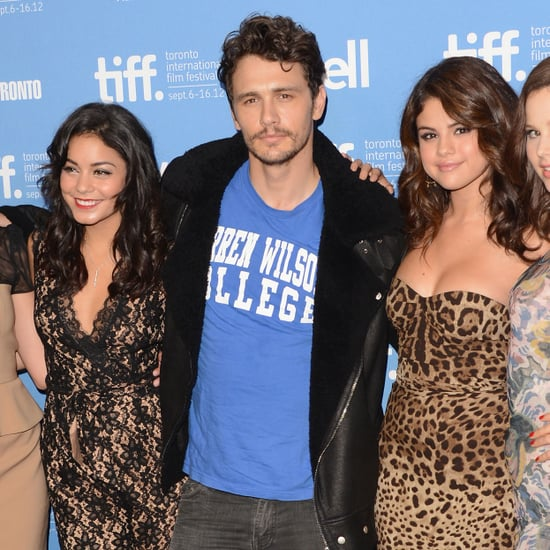 Pictures And Quotes From Selena Gomez, James Franco And Cast Of Spring Breakers In Toronto