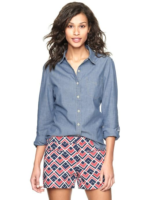 13. Everyday Chambray