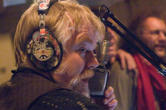 Trailer for Richard Curtis's Pirate Radio Starring Philip Seymour Hoffman, Billy Nighy, and Rhys Ifans