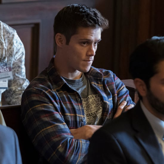 Timothy Granaderos Interview About 13 Reasons Why Season 2