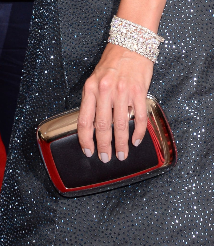 Katie Holmes   Celebrity Red Carpet Nails 2015   POPSUGAR Beauty ...